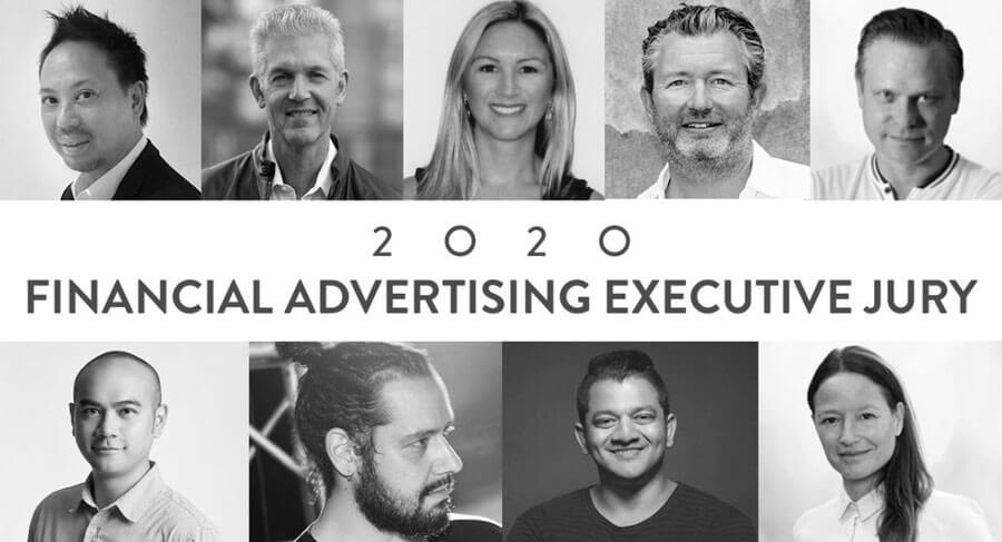 NY Festival Financial Advertising Executive Jury