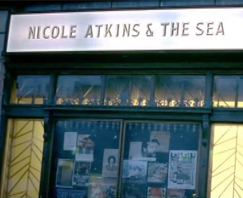 American Express. Nicole Atkins & The Sea